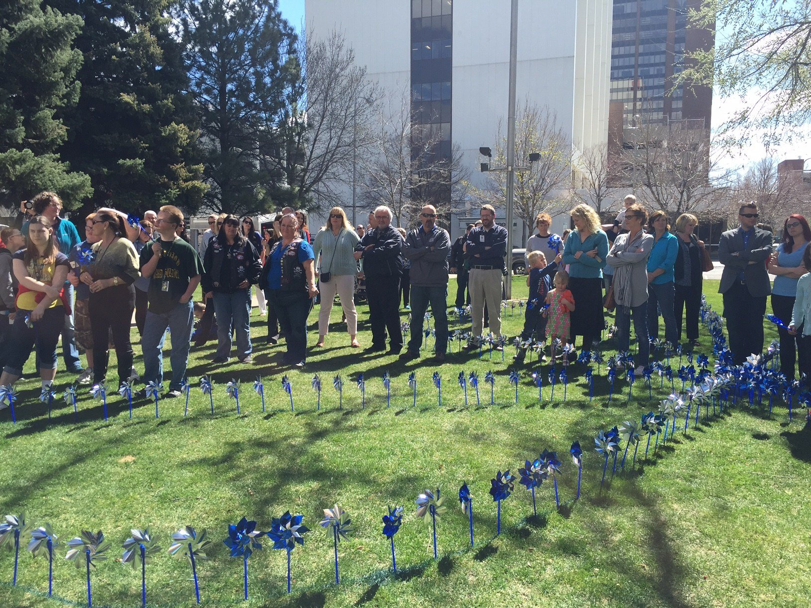 Child Abuse Prevention Month proclaimed class=