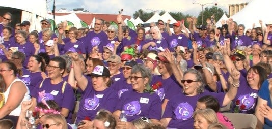 2016 Relay for Life raises thousands - KULR8.com   Local News, Weather & Sports   Billings, MT