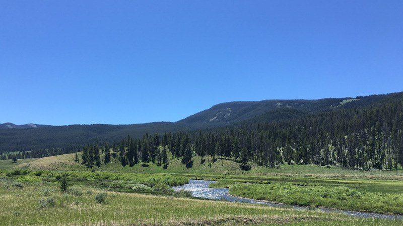 Yellowtone National Park; File Photo