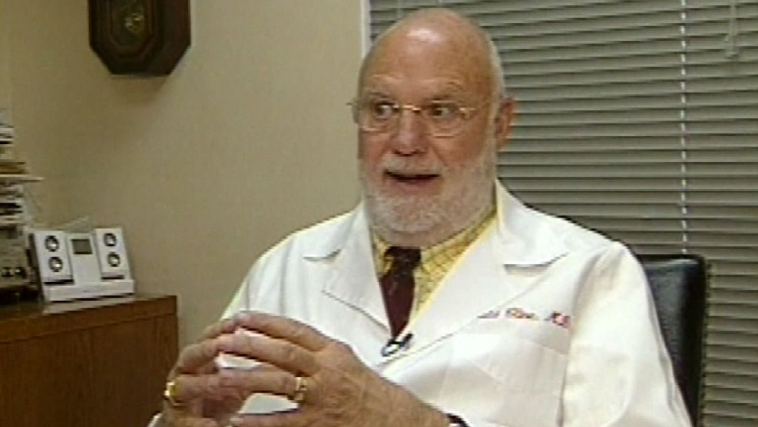 Fertility doctor impregnated several patients