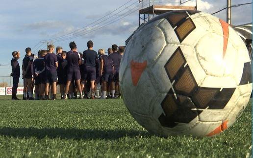 MSUB Men's Soccer