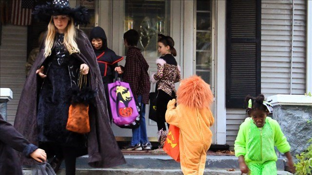 Christian roots of Halloween
