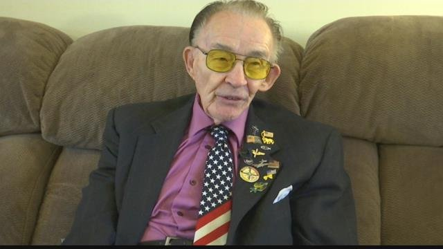 Albert Wade, WWII pilot shot down during the bombing of Pearl Harbor