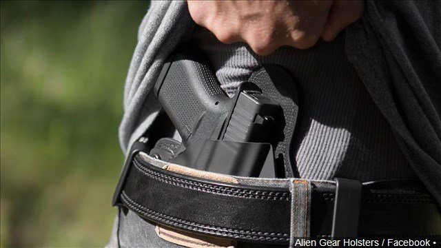 School district launches survey on allowing concealed guns