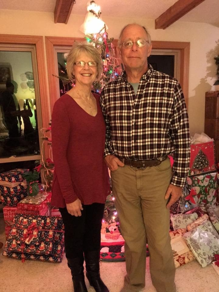 Gary Ostahowski credits his wife of 33 years and fellow physician, Vera, for saving his life when he went into cardiac arrest last April