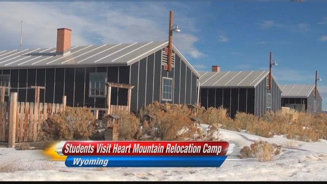 Internment in Wyoming