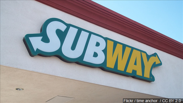 What's in your sandwich? Subway disputes study on chicken