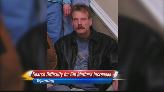 Wyoming search and rescue teams continue looking for reporter Gib Mathers
