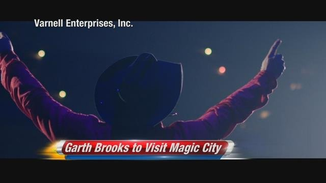 Fans snap up Garth Brooks tickets