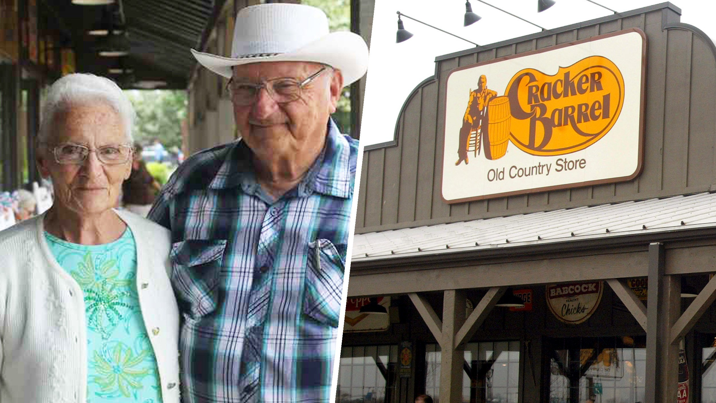 Couple completes mission to visit all 645 Cracker Barrels in America