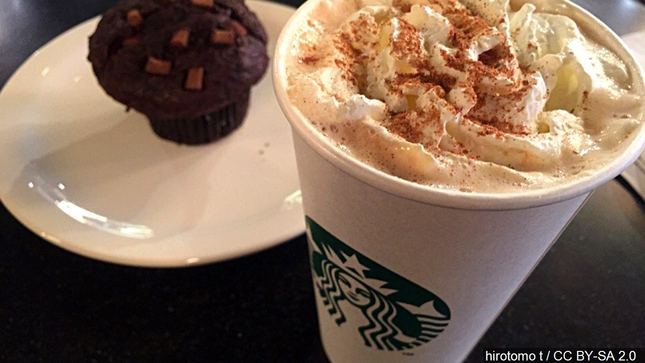 Starbucks' Pumpkin Spice Latte Returns on Tuesday