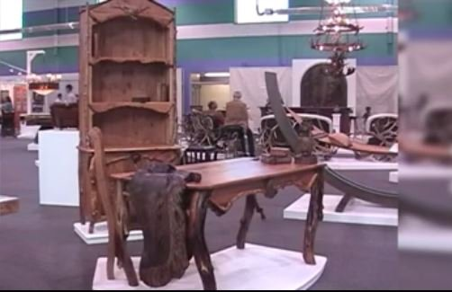 "Your money: Western furniture ""By Western Hands"""