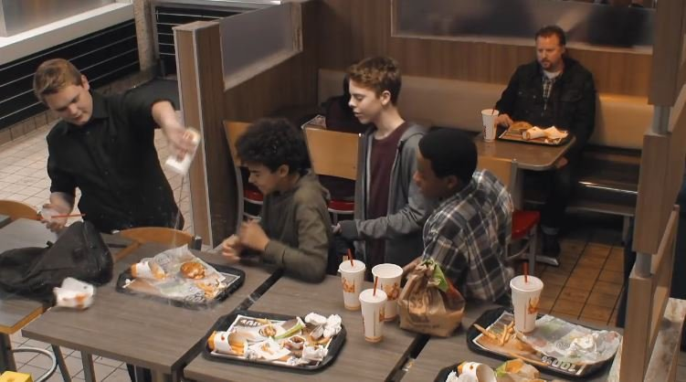 Burger King bullying experiment goes viral