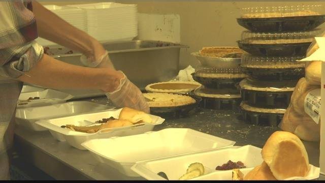 Springs Rescue Mission hosting annual Thanksgiving community meal