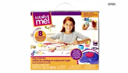 "Your money: Craft kit sold at Toys ""R"" Us recalled due to mold in clay"