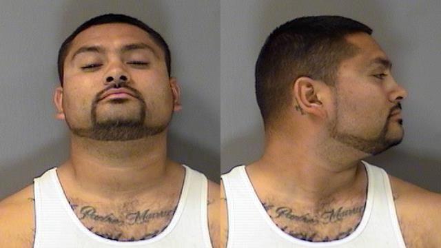 Manuel Paz Sanchez Jr. / Yellowstone County Detention Facility