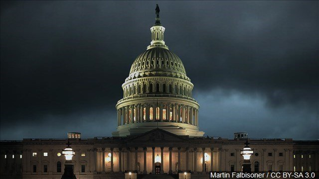 US Congress passes spending bill, sends to Trump to end shutdown