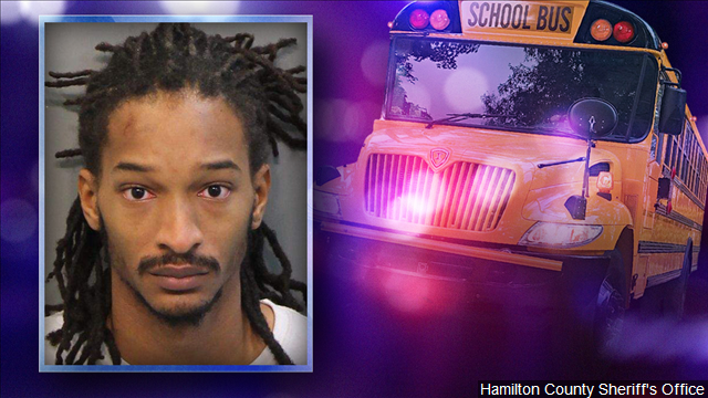 Johnthony Walker, Chattanooga bus driver charged in deadly crash