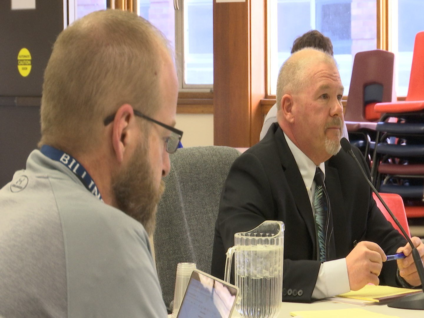 New Superintendent Finishes 2nd Week on the Job   KULR 8