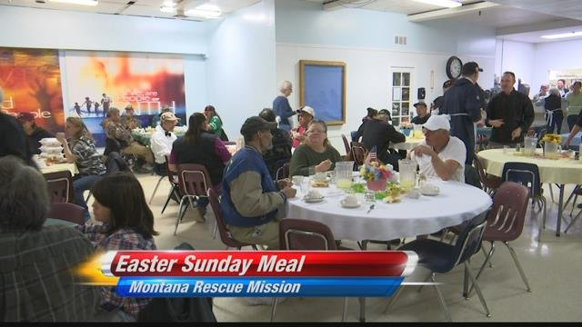 Ahl family hosts 26th annual Easter Dinner