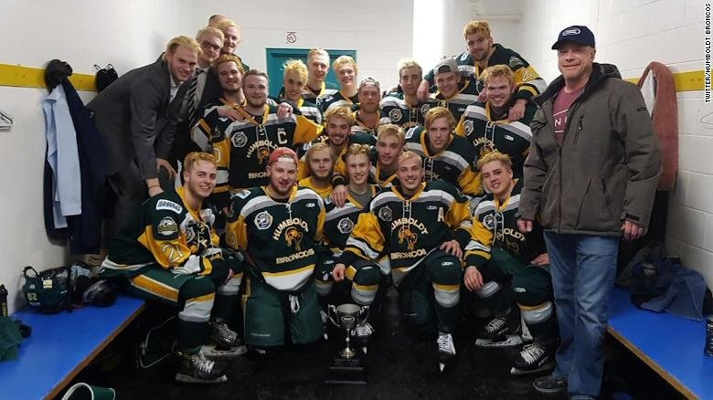 Crowdfunding campaign for Humboldt Broncos breaks $1.5 million