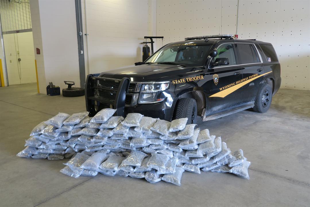 WHP seizes an estimated $285,000 in marijuana | KULR 8