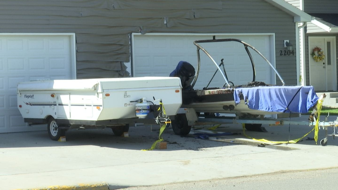 Arsonist targets vehicles in North Side of Billings | KULR 8