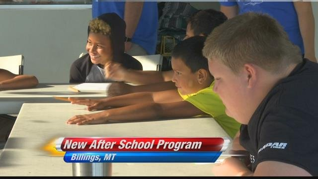 New after school program combines education and sports training | KULR 8