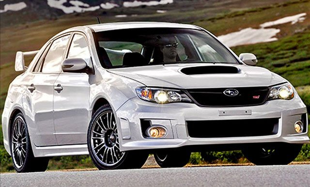PHOTO: Subaru Impreza WRX STI 2011, Photo Credit: Subaru