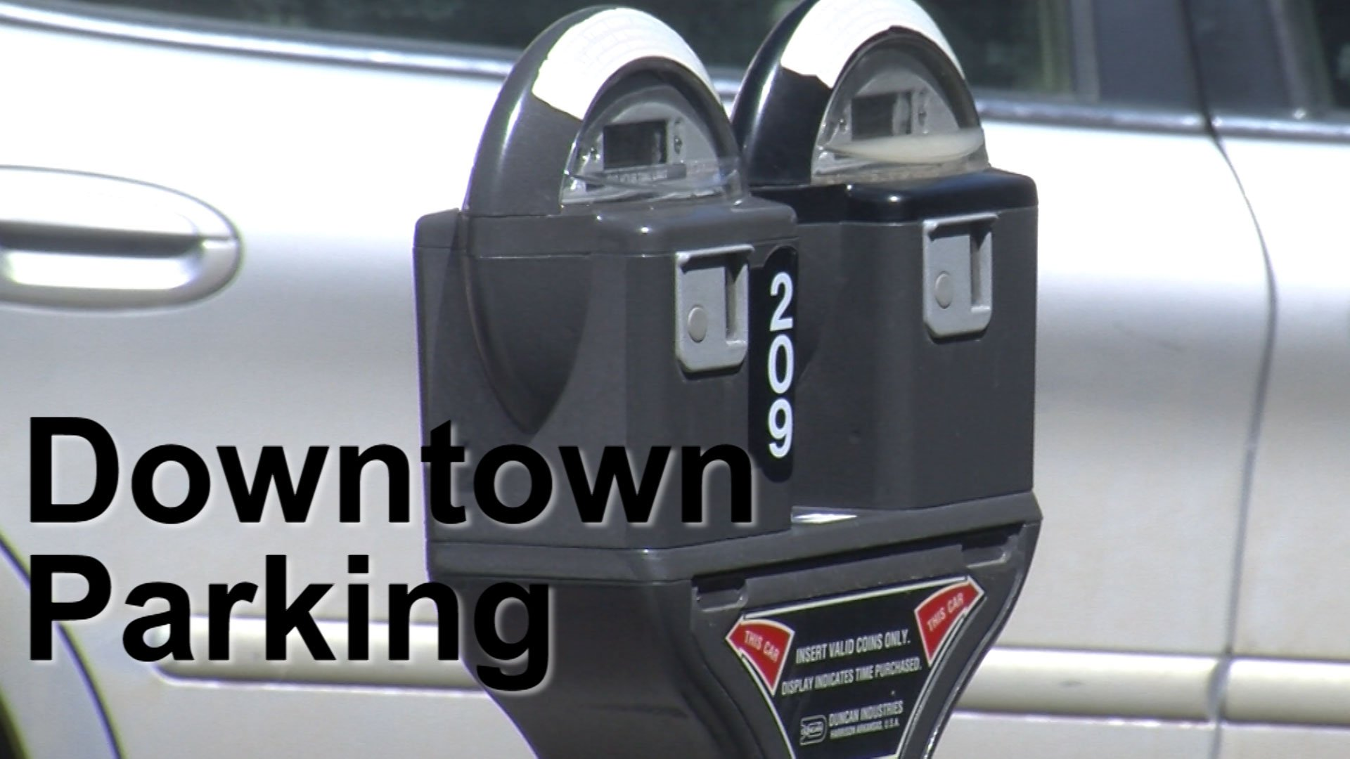 Business Owners Give Thoughts On Downtown Parking Issues