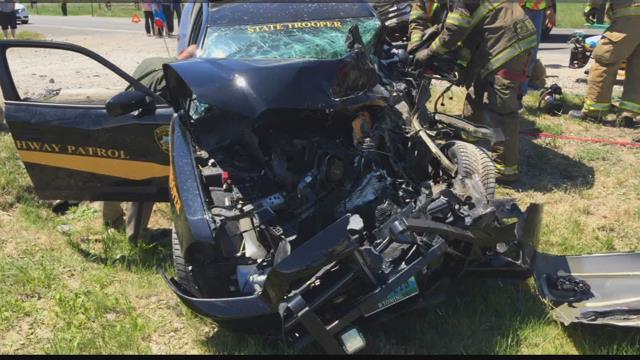 National Car Sales >> Injured Wyoming Highway Patrol trooper back on the job ...
