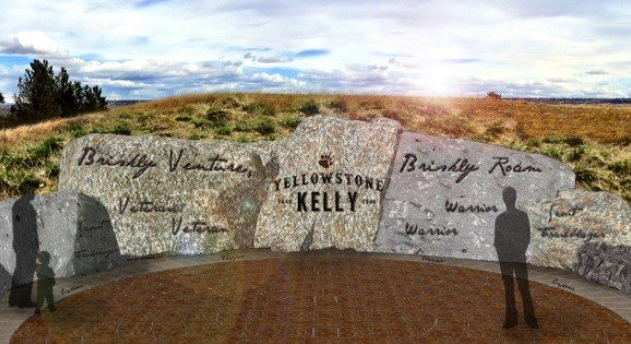 Local Sales Apps >> New plans for Yellowstone Kelly grave site revealed - KULR8.com | News, Weather & Sports in ...