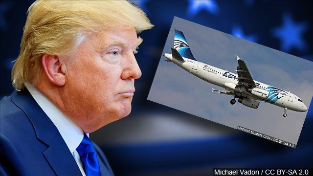 trump calls egyptair crash 39 another terrorist attack 39 abc fox montana local news weather. Black Bedroom Furniture Sets. Home Design Ideas