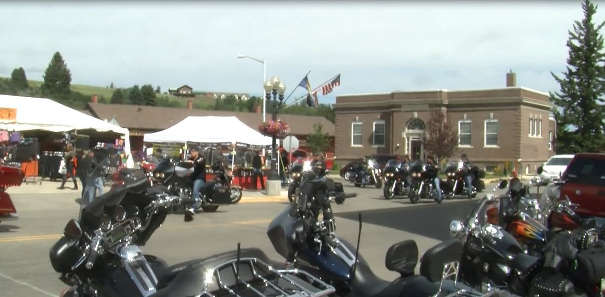 The 22nd Annual Beartooth Motorcycle Rally Begins Kulr8
