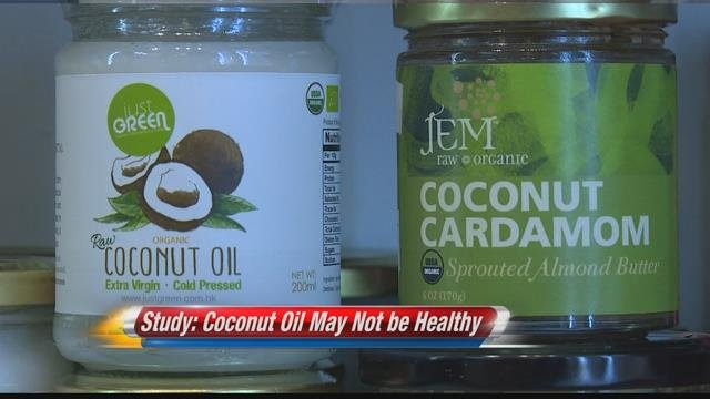 new study claims coconut oil is just as bad as beef fat and butt spokane north idaho news. Black Bedroom Furniture Sets. Home Design Ideas