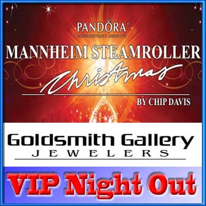 mannheim steamroller vip night out news weather sports in billings montana. Black Bedroom Furniture Sets. Home Design Ideas