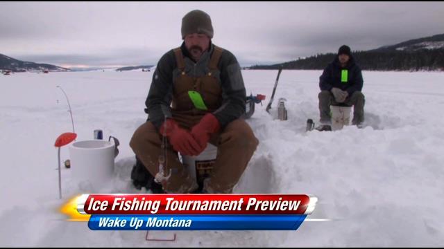 Wake up montana west yellowstone ice fishing tournament for Ice fishing tournament