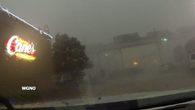 WATCH: Strong Winds Knock a Train off Its Tracks - Spokane ...
