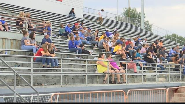 New rules implemented at Daylis Stadium | KULR 8