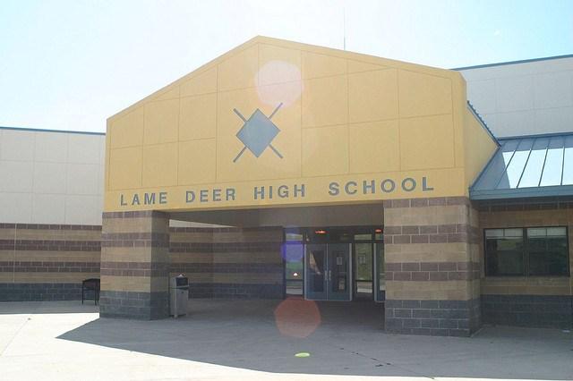 Lame Deer Junior/High School Facebook page