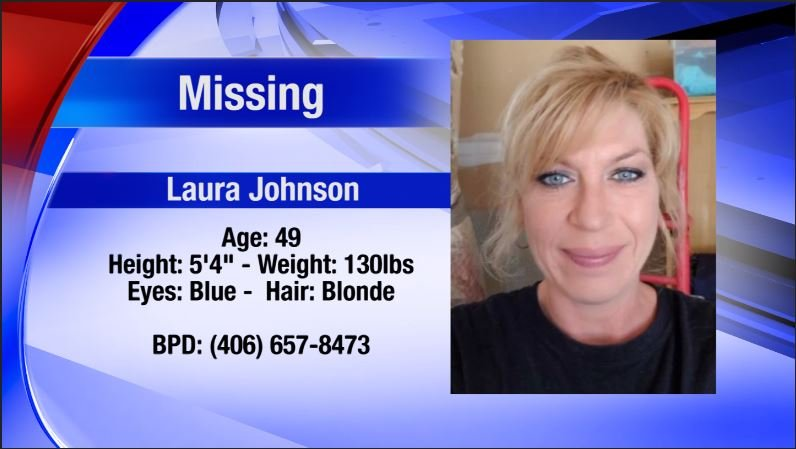 Circumstances surrounding missing Billings woman considered suspicious | KULR 8