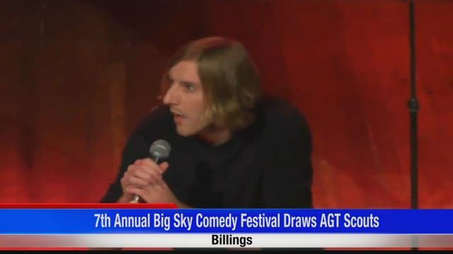 7th Annual Big Sky Comedy Festival draws America's Got Talent scouts | KULR 8