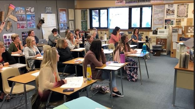 Statewide teacher conference held at Skyview High School | KULR 8